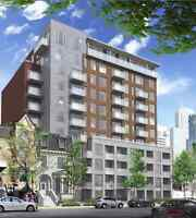 3 1/2 new condo near downtown Concordia, long/short term rent