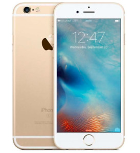 iPhone 6S Or/Blanc 64 GB Unlocked - Excellente Condition