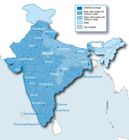 Latest India Map.The Latest India Map Update For Garmin Kenwood Gps Devices Audio