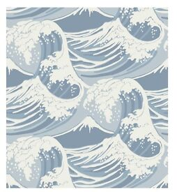 Cole & Son Great Wave wallpaper worth £78 Frontier
