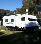 2013 Jayco Sterling Outback Caravan 25.78 - Luxury Van *Price Neg Muswellbrook Muswellbrook Area Preview