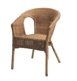 IKEA AGEN basket chair - like new