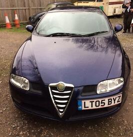 Alfa Romeo GT 1.9 Turbo diesel