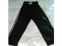 Blitz MMA karate krav training bottoms trousers leggings