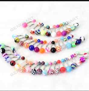 Package of belly botton rings Stratford Kitchener Area image 1
