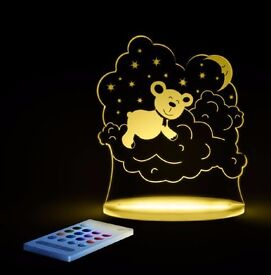 Bedtime Bear Led Night Light.