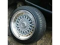 Dare RS Wheels BBS reps