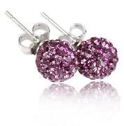 Shamballa Earrings