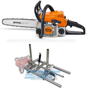 PORTABLE SAW MILLS - USE YOUR CHAINSAW TO MAKE LUMBER!!