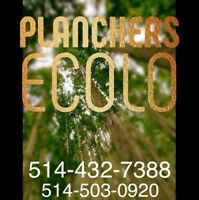 Plancher ECOLO