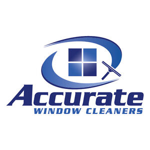 ACCURATE WINDOW CLEANERS-WINDOW CLEANING 519-719-1800 est.1970 London Ontario image 1