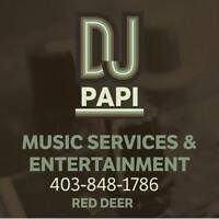 DJ PAPI MUSIC SERVICES AND ENTERTAINMENT