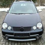VW Polo Cross TDI