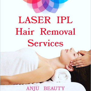 IPL Laser Hair Removal Services