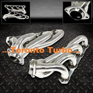 Fox Body stainless headers for Mustang