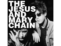 2 London Tickets - The Jesus and Mary Chain