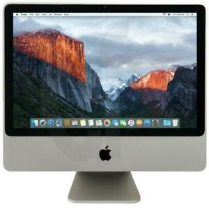 !! Apple IMAC 20 inch intel core 2 duo only 199$