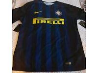 Inter Milan home kit 2016/17 kit