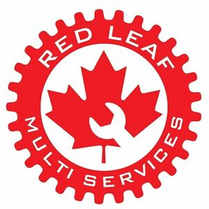 Red Leaf Multi Services - Residential services