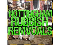 ♻️NOTTINGHAM RUBBISH REMOVALS♻️ - Waste Clearance House/ Garden Rubbish Removals - man and van