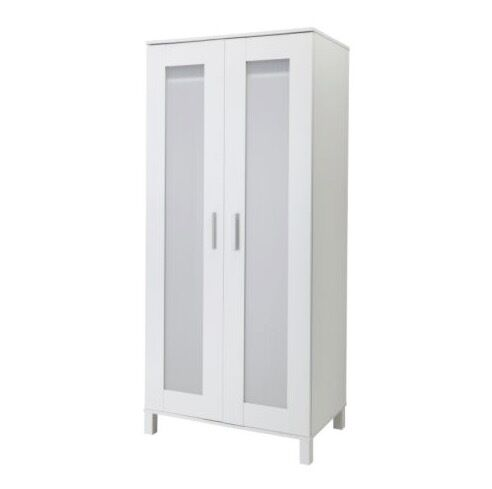 ANEBODA IKEA WARDROBEin Leighton Buzzard, BedfordshireGumtree - Like new; moving house forces sale. IKEA double wardrobe. ANEBODA style. Built and ready to collect
