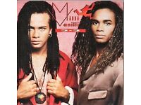 Milli Vanilli - 2x2 1989 UK 18 Track CD Album.
