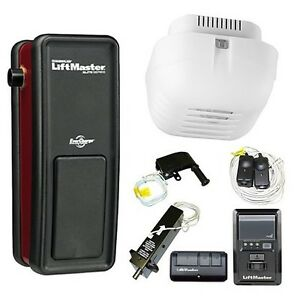 LiftMaster 8500 Wall Mount Garage Opener & FREE SHIPPING