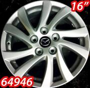 Mazda 3 OEM Wheels 16