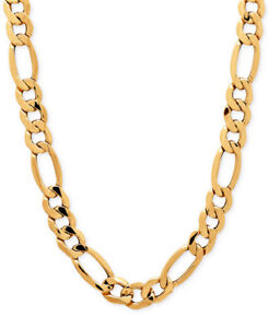 Variety of Solid 10k -18k GOLD Chains Mens/Womens