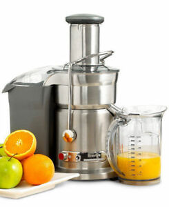 Extracteur à jus Breville: Juice Fountain Elite