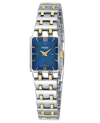Pulsar Women's PEG363 Two-Tone Stainless Steel Bracelet Watch