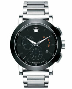 Movado Men's 606792 Museum Sport Stainless Steel Watch