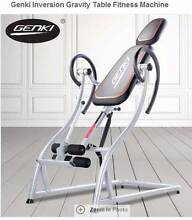 Genki Inversion Gravity Table Fitness Machine Paradise Campbelltown Area Preview