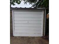Lock-up garage to let - r/o Caroline Ct, Lovelace Road, Surbiton