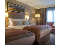 Hotel Stay - Dublin (19th July - 21st July)