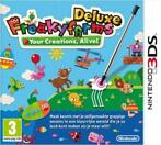 Freakyforms Deluxe: Your Creations, Alive! (3DS)