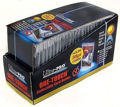 Ultra Pro 1 One Touch Magnetic Card Holders ~ 35pt 1 Box ( 25 ) (Card Box)