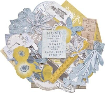 Kaisercraft Collectables Cardstock Die-Cuts Morning Dew 883416059639