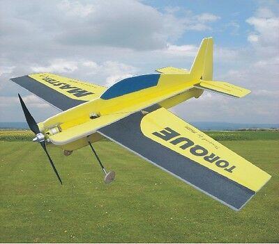 Elektro Modellflugzeug Shockflyer 3D Elektroflugzeug 1000mm Spannweite (3d Flugzeug)