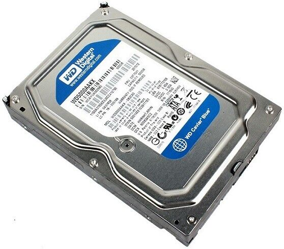 Details about 500GB Western Digital 7200 RPM Desktop Hard Drive- With  Windows 10 Professional