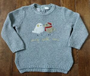 Zara Knitwear Baby Girl's Fancies 18-24M Sweater