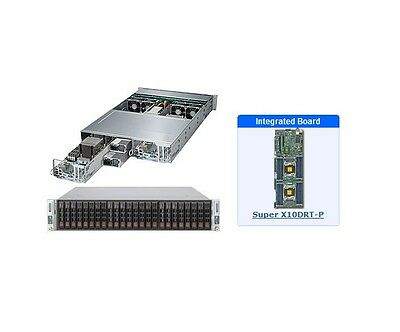 *NEW* SuperMicro SYS-2028TP-DECR 2U Server with X10DRT-P Motherboard
