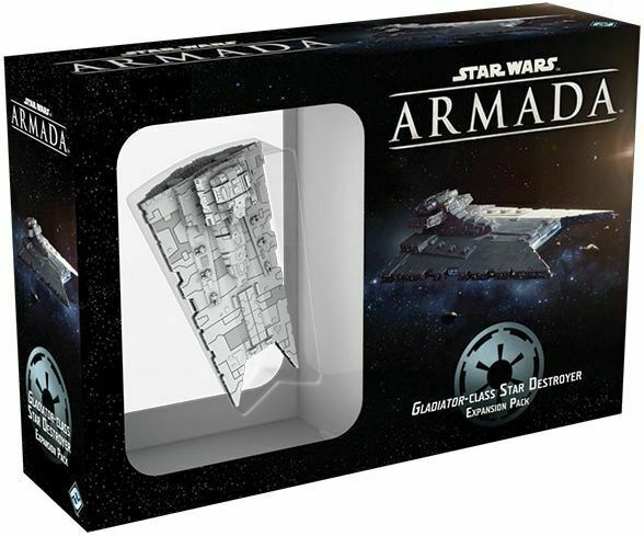 Fantasy Flight Games Star Wars Armada Gladiator-Class Star Destroyer SWM06