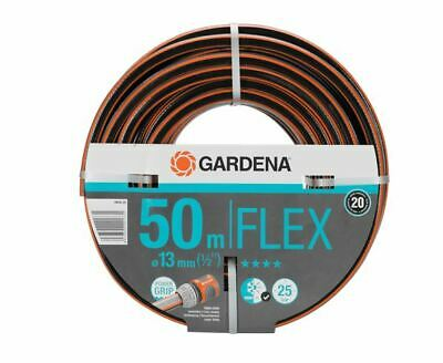 Gardena Comfort Flex Hose Pipe 1/2'' 50mt 18039-20 New & Sealed Free Post