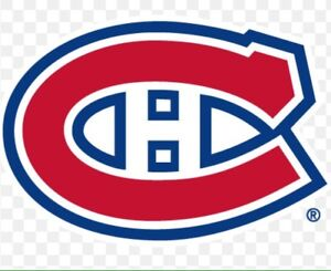 Montreal Canadiens Tickets (2)