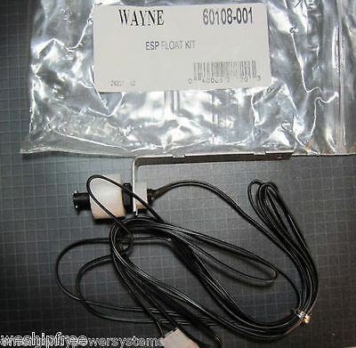 Wayne Replacement Switch Kit Esp1525 Backup Sump Pump Turns Pumps On Off