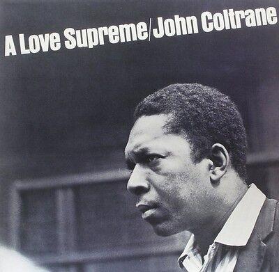 John Coltrane   Love Supreme  New Vinyl  Rmst