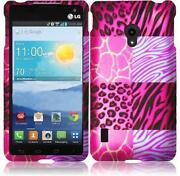 LG Lucid Rubber Phone Case