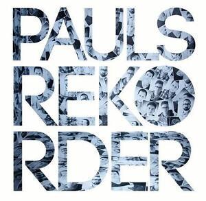 CD Paulsrekorder Album (K140)