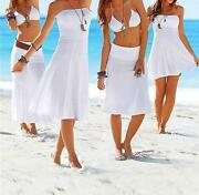 Swim Skirt Cover Up